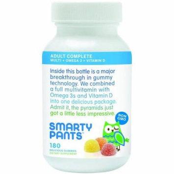 Smarty Pants Vitamins Adult Gummy Multi Vitamins, 180 CT