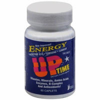 Up Time Energy Caplets, 60 CT