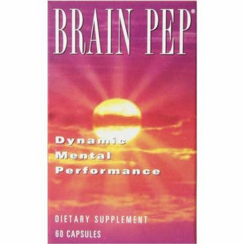 Natural Balance Brain Pep, 60 CT