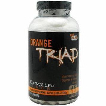 Controlled Labs Orange Triad Multivitamin, 270 CT