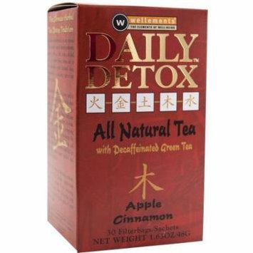 Daily Detox Apple Cinnamon Tea, 30 CT
