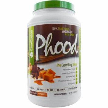 Plantfusion Phood Chocolate Caramel, 31.8 OZ