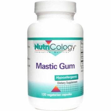 Nutricology Mastica Gum, 120 CT