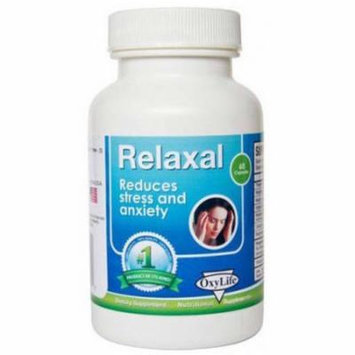 OxyLife Relaxal Reduce Stress & Anxiety, 60 CT