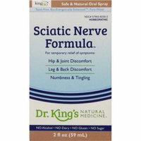 King Bio Sciatic Nerve Formula, 2 OZ