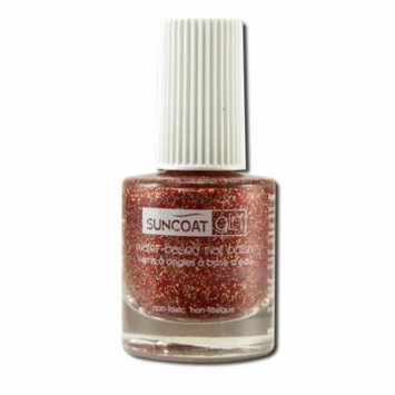 Suncoat Products - Girl Non-toxic Nail Polish, Disco Ball 8 ml