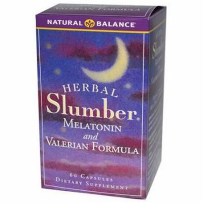 Natural Balance Herbal Slumber, 60 CT