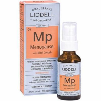 Liddell Laboratories Menopause Spray, 1 OZ