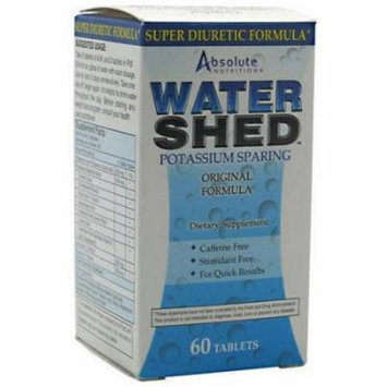 Absolute Nutrition Watershed Diuretic Tablets, 60 CT