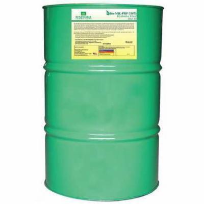 RENEWABLE LUBRICANTS 81146 Biodegradable Hydraulic Oil,55 Gal G9928256
