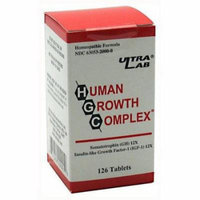 UltraLab Human Growth Complex, 126 CT