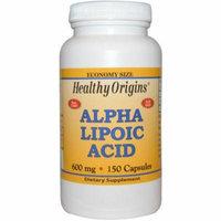 Healthy Origins Alpha Lipoic Acid Capsules, 150 CT