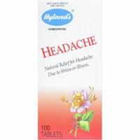 Hylands Headache Tablets , 100 CT