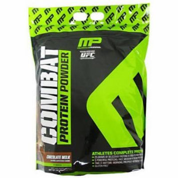 Muscle Pharm Combat Powder, Chocolate Milk, 10 LB