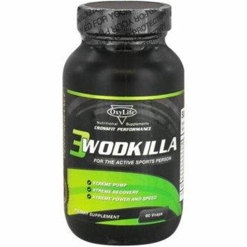 OxyLife Wodkilla Capsules, 60 CT
