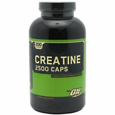 Optimum Nutrition Creatine 2500, 200 CT
