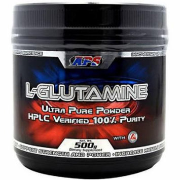 APS Nutrition L-Glutamine, 500 GM
