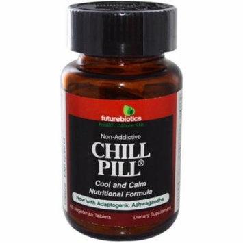 Futurebiotics Chill Pill, Coll & Calm, 60 CT (Pack of 2)