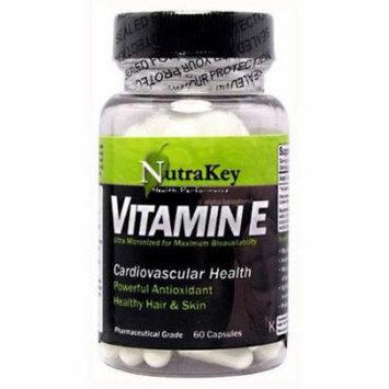 Nutrakey Vitamin E, 60 CT