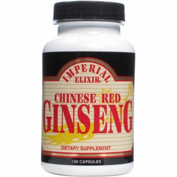 Imperial Elixir Chinese Red Ginseng, 100 CT