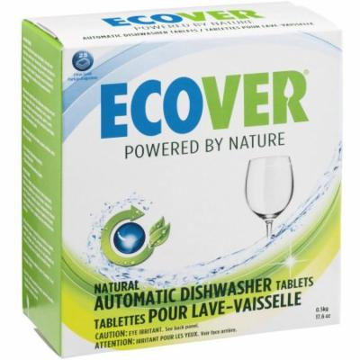 Ecover Automatic Dishwashing Tablet, 17.6 OZ (Pack of 12)