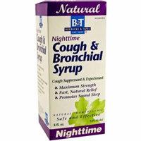 Boericke & Tafel Nighttime Cough Bronchial Syrup, 8 OZ