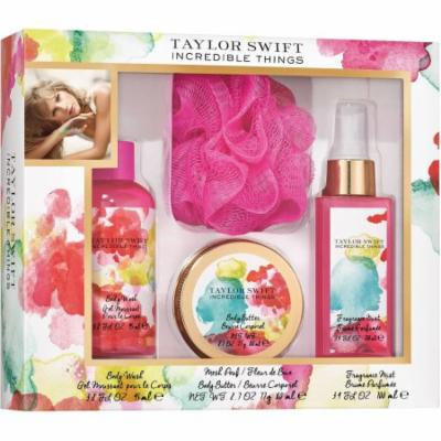 Taylor Swift Incredible Things Bath for Women, 4 pc