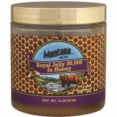 Montana Big Sky Royal Jelly 30,000 in Honey, 11 OZ