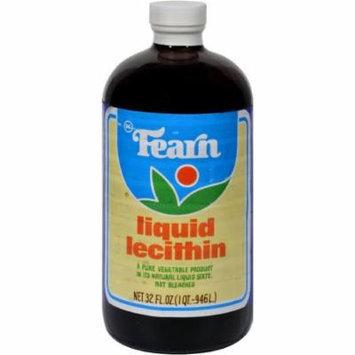 Fearn Liquid Lecithin, 32 FL OZ