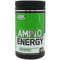 Optimum Nutrition Essential Amino Energy, Lemon Lime, 30 CT