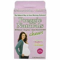 Three Lollies Preggie Naturals Chews Assorted, 15 CT (Pack of 3)