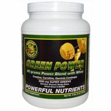 Green's Today Powerhouse Formula, 40 OZ