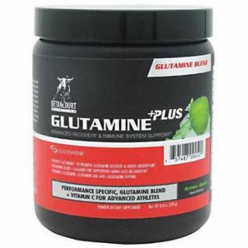 Betancourt Nutrition Glutamine Plus, Green Apple, 30 CT