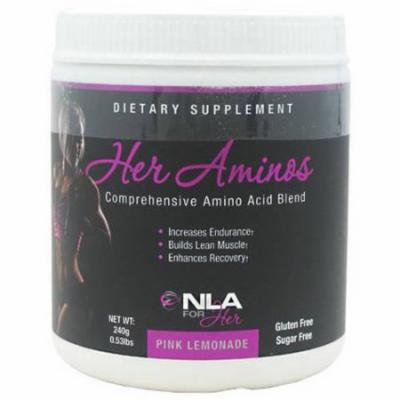 NLA For Her Her Aminos, Pink Lemonade, 30 CT