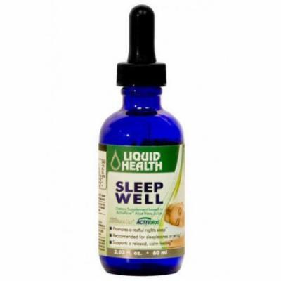 Liquid Health Sleep Well, 59 ML