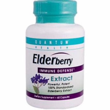 Quantum Elderberry, Capsules, 60 CT