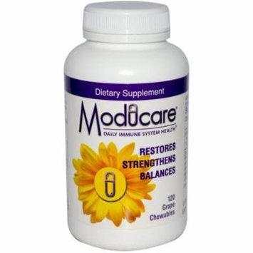 Moducare Multi-Vitamins, Grape Chewable, 120 CT