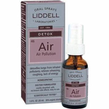 Liddell Laboratories Detox Air Pollution, 1 OZ