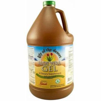 Lily Of The Desert Aloe Vera Juice Whole Leaf, 1 GAL