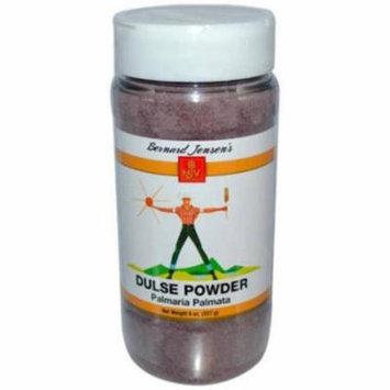 Bernard Jensens Nova Scotia Dulse Powder Dietary Supplement , 8 OZ