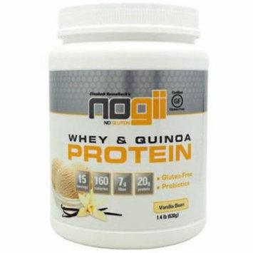 Nogii Whey and Quinoa Protein, Vanilla Bean, 15 CT