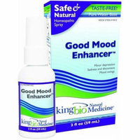 King Bio Good Mood Enhancer, 2 OZ