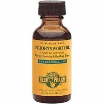 Herb Pharm St. John's Wort Topical Oil, 1 FL OZ