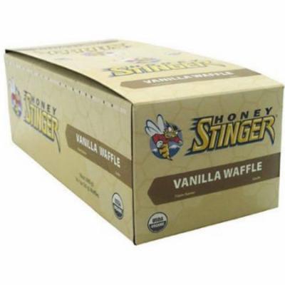 Honey Stinger Waffle, Vanilla, 16 CT