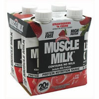 CytoSport Muscle Milk RTD, Strawberries 'N Creme, 12 CT