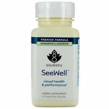 Savesta Ayurvedic SeeWell Capsules, 60 CT