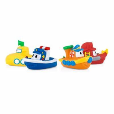 Nuby Tub Tugs Bath Floaties (2 Pack) Case Pack 24