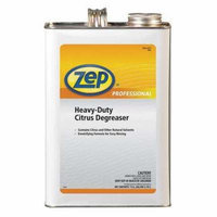 ZEP PROFESSIONAL R07724 Heavy Duty Citrus Degreaser,Size 1 gal. G2937907