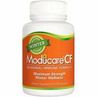 Moducare Seasonal Immune Formula, Winter Wellness, Maximum Strength, Capsules, 60 CT