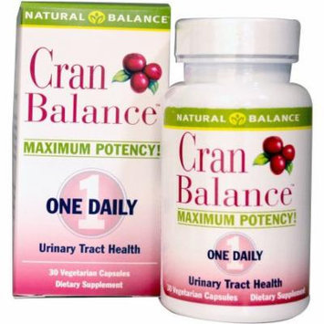 Natural Balance CranBalance, 30 CT